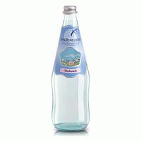 Сан Бенедетто - San Benedetto минеральная вода без газа, стекло, 0,75 л.