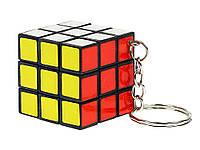 Брелок и кубик рубик 3 х 3 MoYu классический