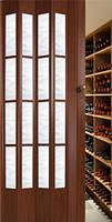 Раздвижная дверь гармошка складная Vivaldi(Lumina)