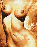 "Картина по номерам. Brushme ""Откровенная"" GX8902 (РК-2651GX8902)"