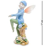 Фигурка Pavone Девушка-эльф 17 см Голубой с зеленым (102705)
