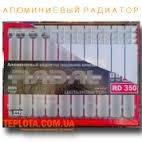 Радиатор алюминиевый Radal 500*80 (Польша)