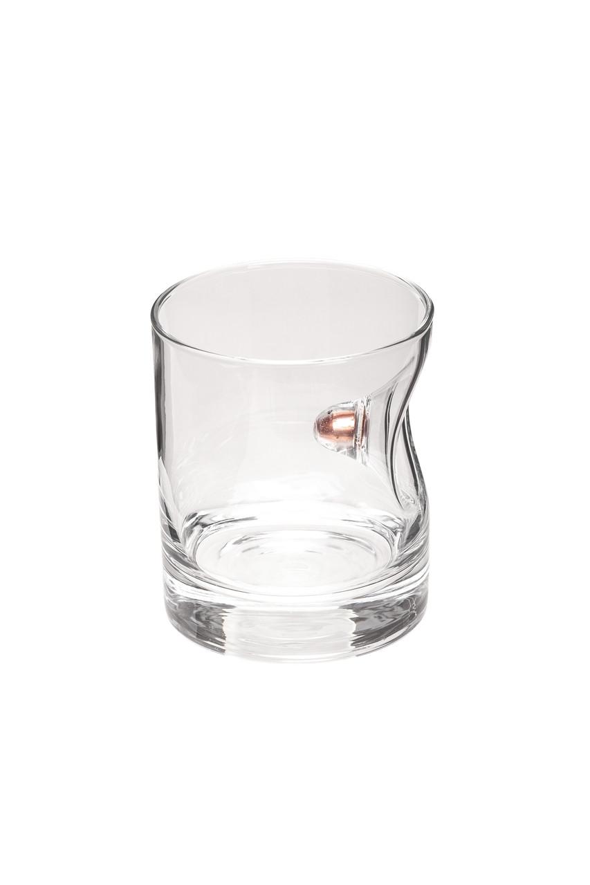 Стакан для виски с пулей 9мм