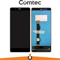 Дисплей для Nokia 5.1 Dual Sim TA-1075/TA-1061 с тачскрином (Модуль) черный, оригинал