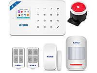 WiFi сигналізація Kerui W18 бездротова KIT 2