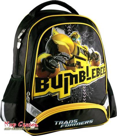 Рюкзак школьный Transformers  KITе, фото 2