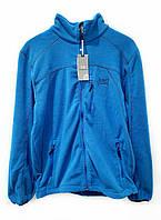 F1-00402, Флісова кофта чоловіча, батник, чоловічий, синій COASTGUARD