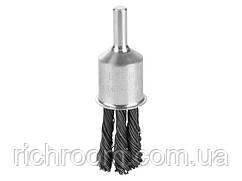 F1-00407, Дротяна щітка чашевидних для шліфування PARKSIDE PGSZ 7 A2, , металік