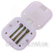 Светодиодный светильник с датчиком движения  Белый
