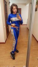 Спортивный костюм с принтом Барбэри , фото 3