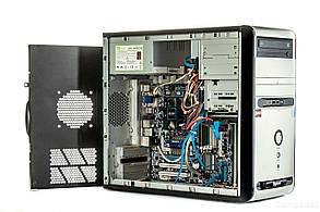 Hyrican PC PCK02992 Tower / AMD Athlon II X2 215 (2 ядра по 2.7GHz) / 4GB RAM / 160GB HDD, фото 3