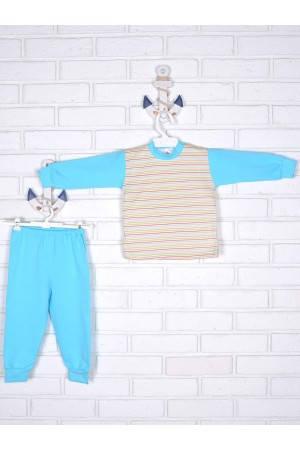 Детская пижама размер 80-86, фото 2