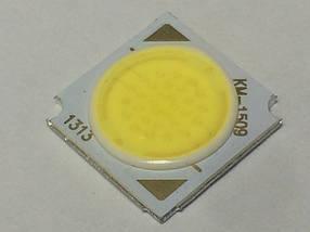 Светодиод матричный PREMIUM СОВ SL-1311 15W 6500К 300мА 13.5мм Код.59692