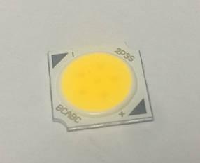 Светодиод матричный PREMIUM СОВ SL-1311 3W 3200К 240мА 13.5мм Код.59689