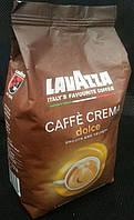 Кофе в зернах Lavazza Caffe Crema Dolce 1кг