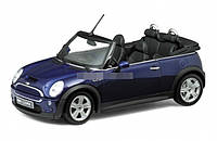 Машинка металл 1:24 Mini Cooper'S Cabrio WELLY