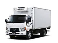 Изотермический фургон Hyundai HD 65