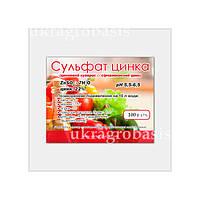 Сульфат цинка (цинк сернокислый) 100 г