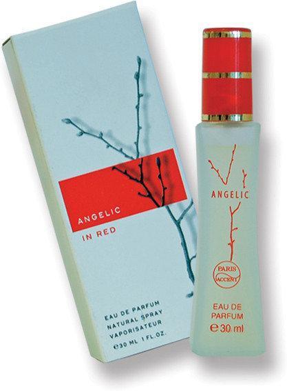"""Парфумована вода Paris Accent """"Аngelic In Red"""" (30мл.)"""