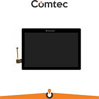 Дисплей для Lenovo A10-70F Tab 2 10.1/A10-70L с тачскрином (Модуль) черный