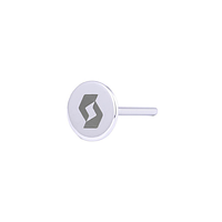 Педикюрний диск STALEKS PRO S (15 мм)
