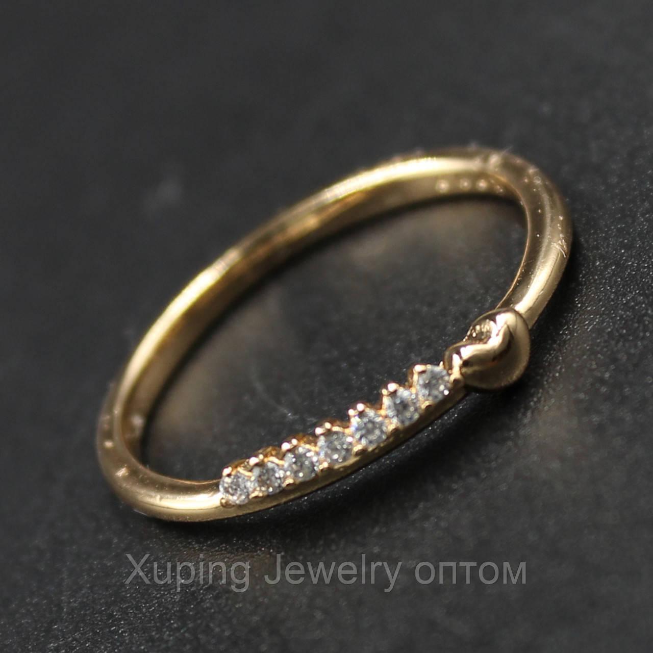 """Кольцо женское Xuping( Хьюпинг) """" Melanya"""" 17"""