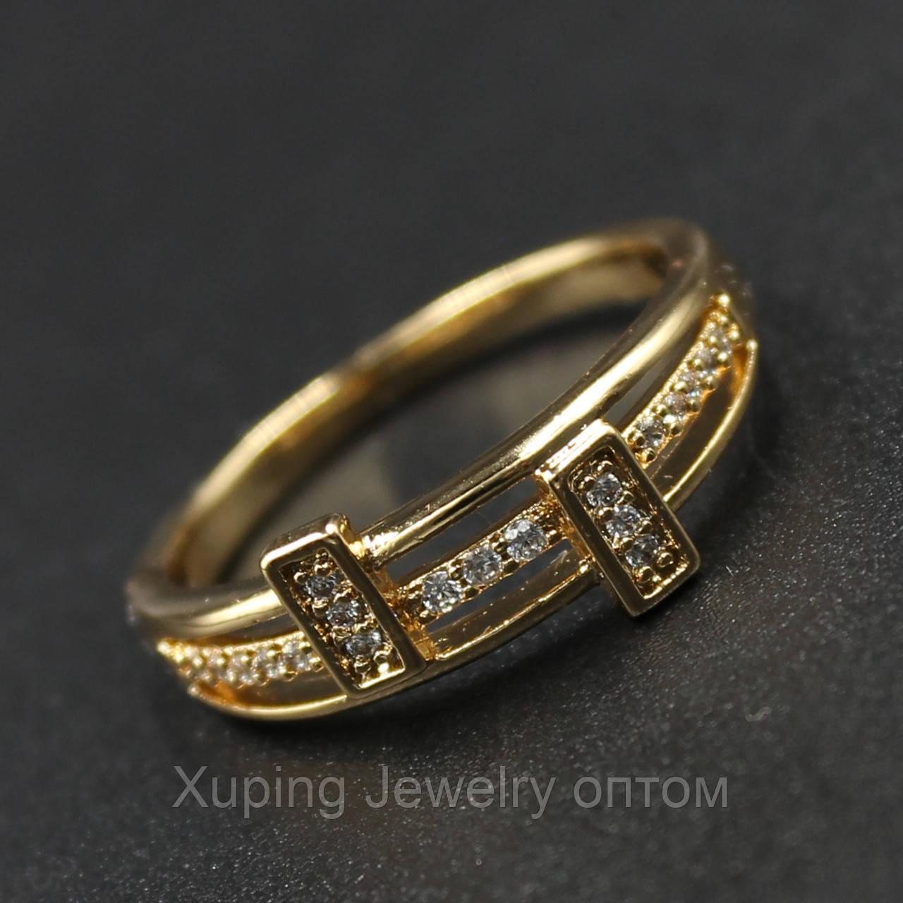 """Кольцо женское Xuping( Хьюпинг) """"Beckwith"""" 17"""