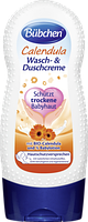 Bübchen Calendula Wasch- & Duschcreme - Детский Крем-гель для душа с календулой 230 мл