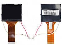 Дисплей (LCD) для цифрового фотоаппарата BenQ DC E30, в рамке с подсветкой, оригинал