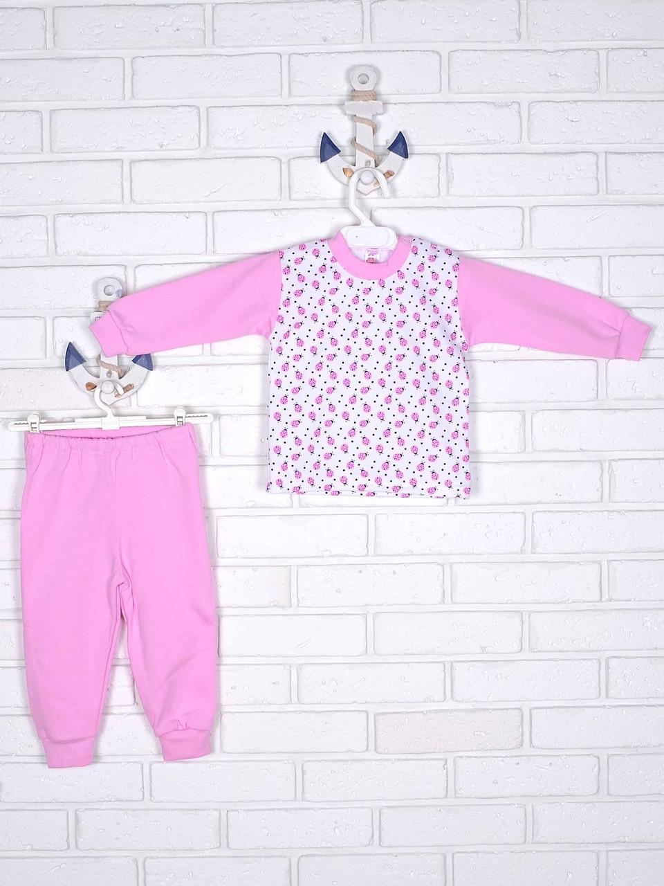 Пижама для девочки 80-86