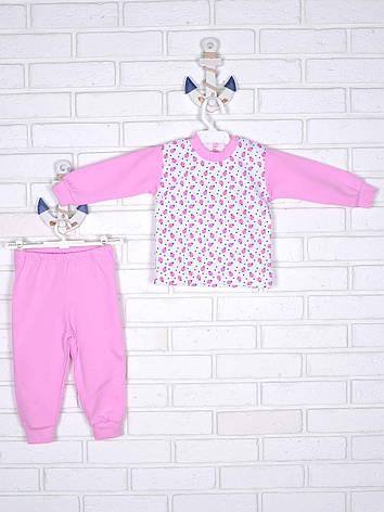 Пижама для девочки 80-86, фото 2