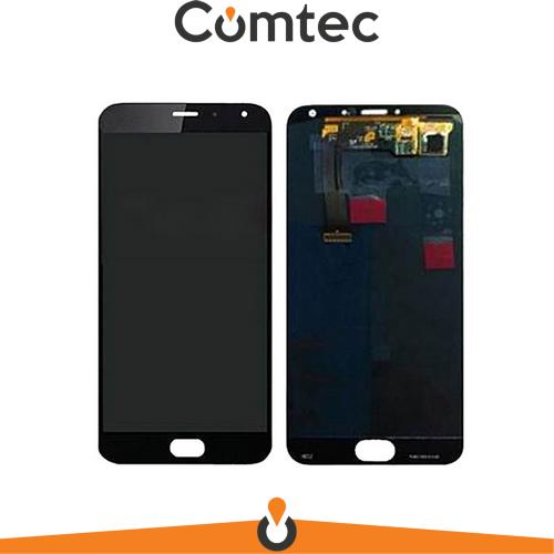 Дисплей для Meizu MX5 (M575)/MX5e/MX5e Lite с тачскрином (Модуль) черный, Amoled, оригинал