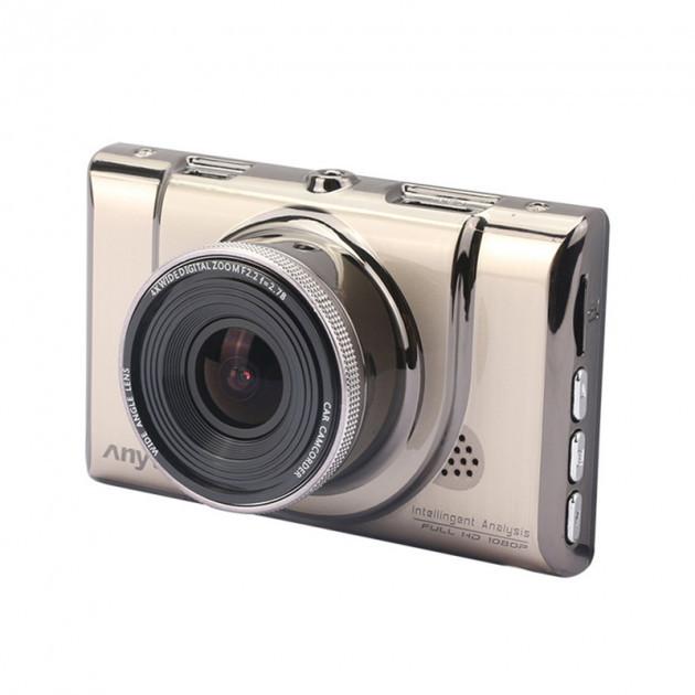 Видеорегистратор для автомобиля Anytek A-100H Full HD 1080P с углом обзора 170 градусов