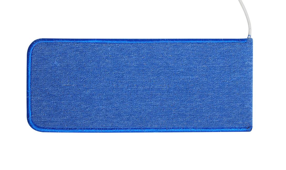 Коврик с подогревом до 50 градусов Solray CS5323 530x230 мм 22 Вт синий