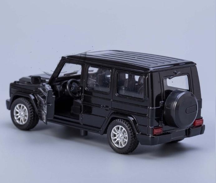 Мерседес Гелендваген игрушечная модель в масштабе 1:36 2