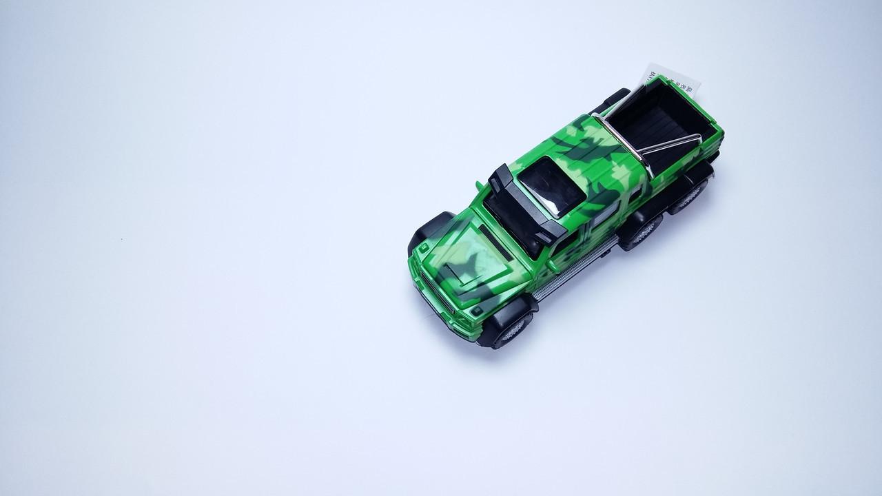 Машина металл Mercedes G-6х6 Gelenvagen 1:32 6