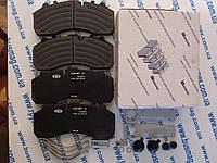 1797053 Дисковые тормозные колодки DAF 247X30