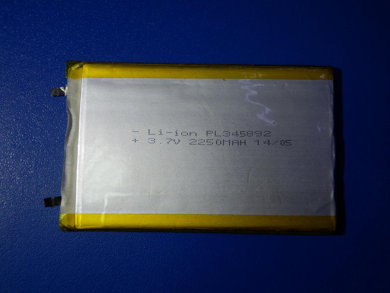 Аккумулятор Li-pol MastAK 2250mAh  3,7v 2250mAh