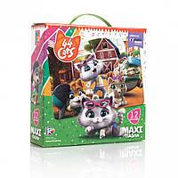 "Игра настольная ""Макси пазлы. 44 Cats"" VT1722-01 (РК-VT1722-01)"