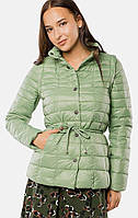 Женская зелёная куртка MR520 MR 202 2408 0817 Light Green