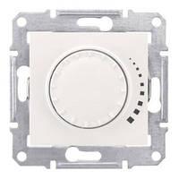 Светорегулятор поворотно-нажимной емкостной 25-325 Вт Сл. кость Sedna SDN2200723