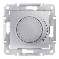 Светорегулятор поворотно-нажимной емкостной 25-325 Вт Алюминий Sedna SDN2200760
