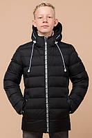 Куртка детская зимняя удлиненная