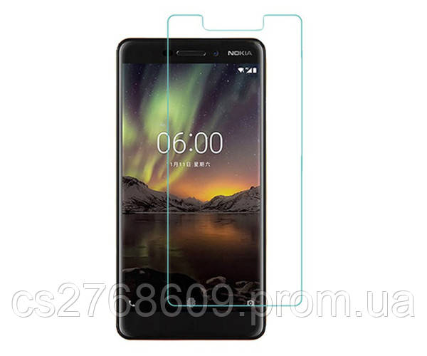 "Защитное стекло / Захисне скло ""Best"" без упаковки: Nokia 6 2018, N6"