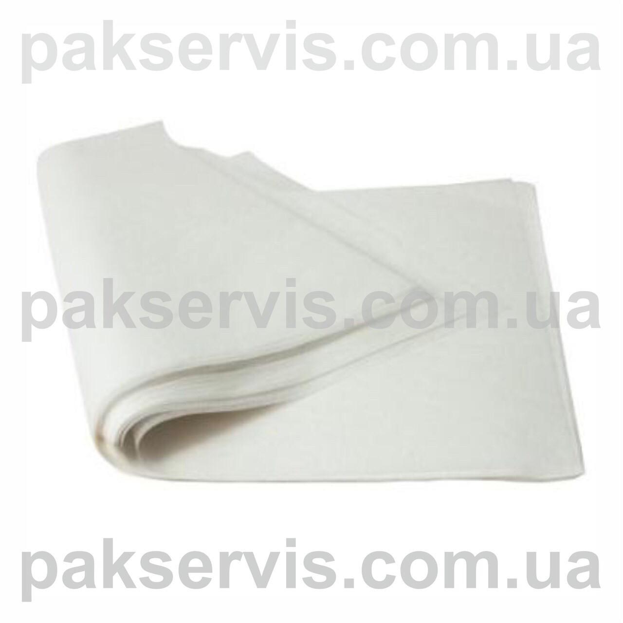 Пергамент в листах силиконизированный 40см х 60см (500 листов)