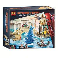 """Конструктор Bela 11314 """"Нападение Гидромена"""" (аналог Lego Super Heroes 76129), 507 деталей"""