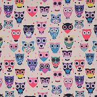 Ткань для штор в детскую Cute Anka