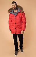 Мужская куртка MR520 MR 102 1666 0819 Red