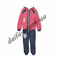 Трикотажный костюм для девочек 070-7m (2-5 лет) оптом в Одессе (7км).
