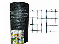 Сітка для пташників КЛЕВЕР 12х14мм 1.5х100 м У-12/1.5/100 Чорний (72199)